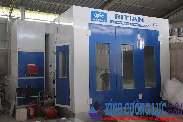 Giới thiệu về công ty kính cường lực Sài Gòn - Đại Đại Dương