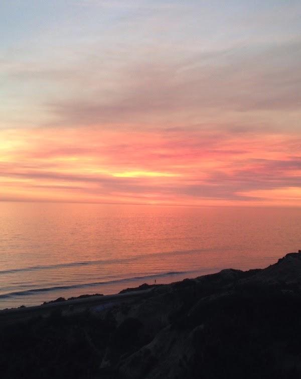 My Luxefinds Beautiful Sunset In Del Mar Ca