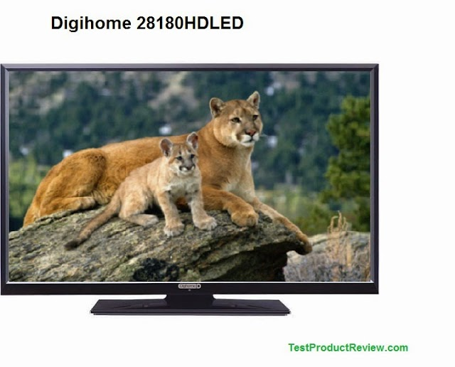 Digihome 28180HDLED 28-inch LED TV specs and video review