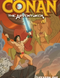 Conan: The Adventurer   Bmovies