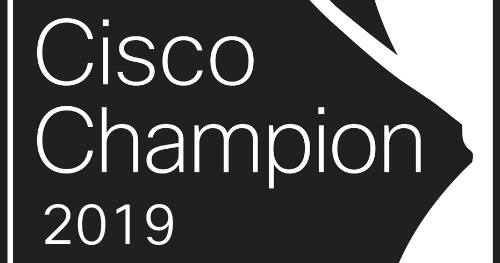 Café com Redes Cisco Champion 2019