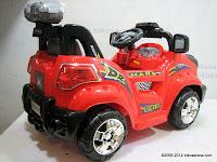 Mobil Mainan DoesToys DT938 Mars Speed dengan Kendali Jauh