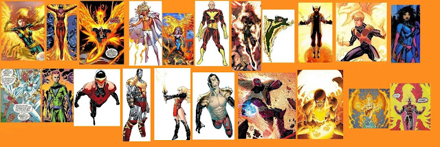 karakter Marvel yang pernah menjadi host Phoenix