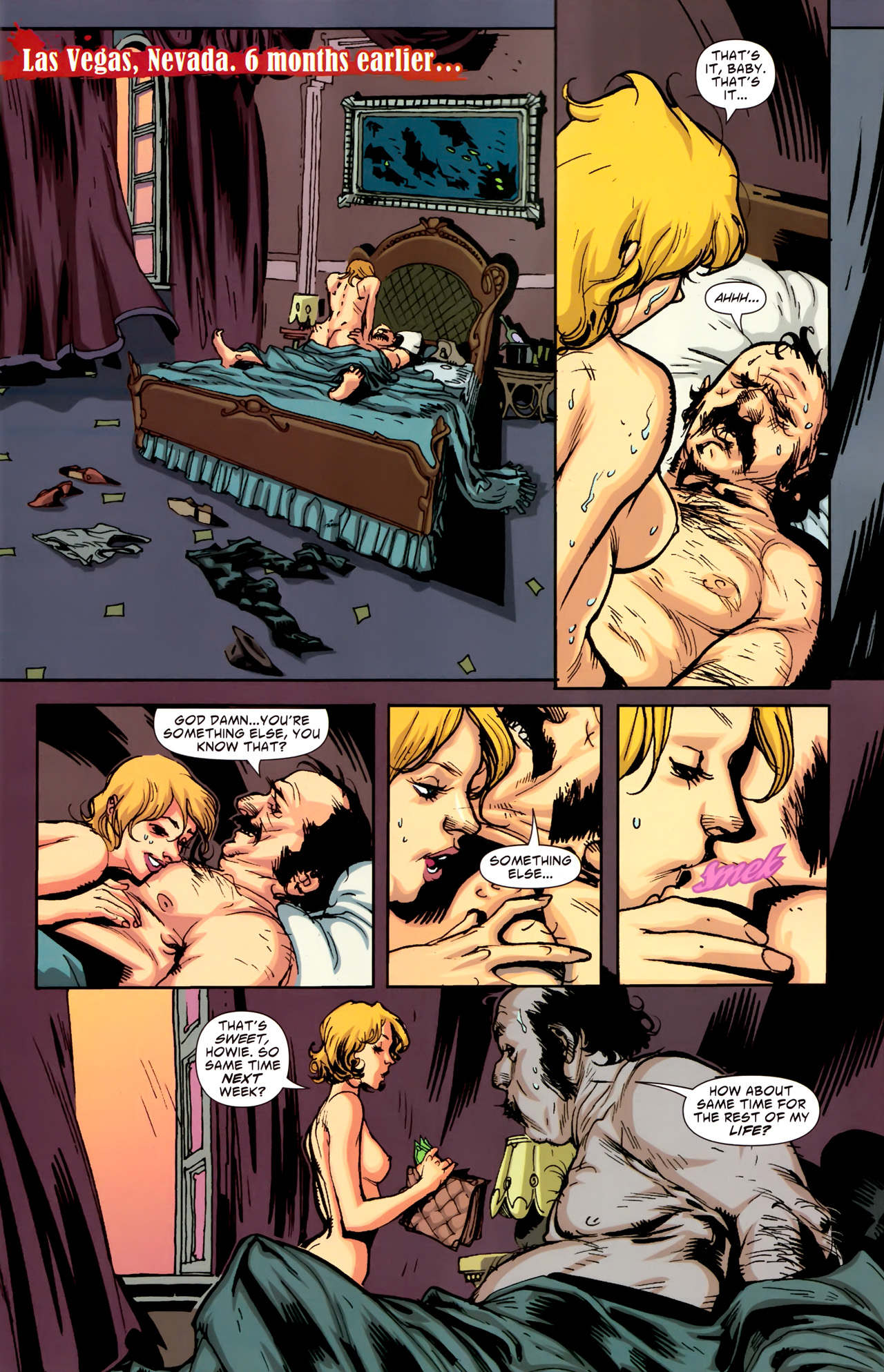 Read online American Vampire comic -  Issue #6 - 5