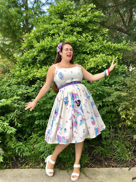 Vintage Inspired by Jackie dress review