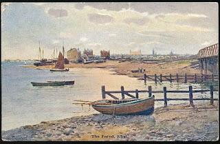 Foryd Harbour Rhyl