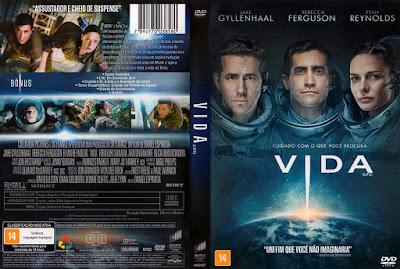 Filme Vida (Life) DVD Capa