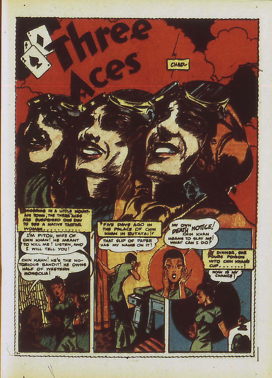 Read online Action Comics (1938) comic -  Issue #34 - 32