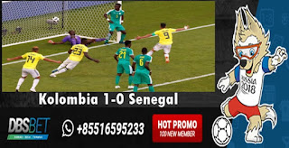 kolombia 1-0 senegal piala dunia 28 juni 2018