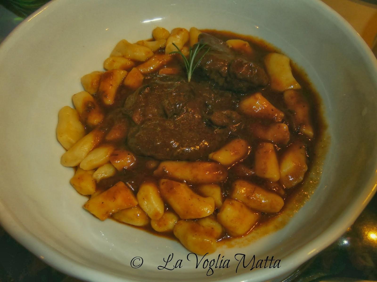 Stari Podrum goulash con carne di manzo boscarin, tipica razza istriana