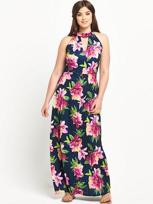 vestidos modernos para gorditas