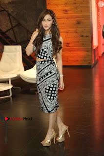 Telugu Actress Angela Krislinzki Latest Pos in Short Dress  0004.JPG
