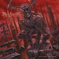 "Replacire - ""Do Not Deviate"""