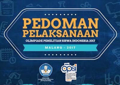 Download Pedoman OPSI SMA Tahun 2017