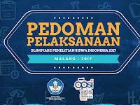 Pedoman OPSI SMA Tahun 2017