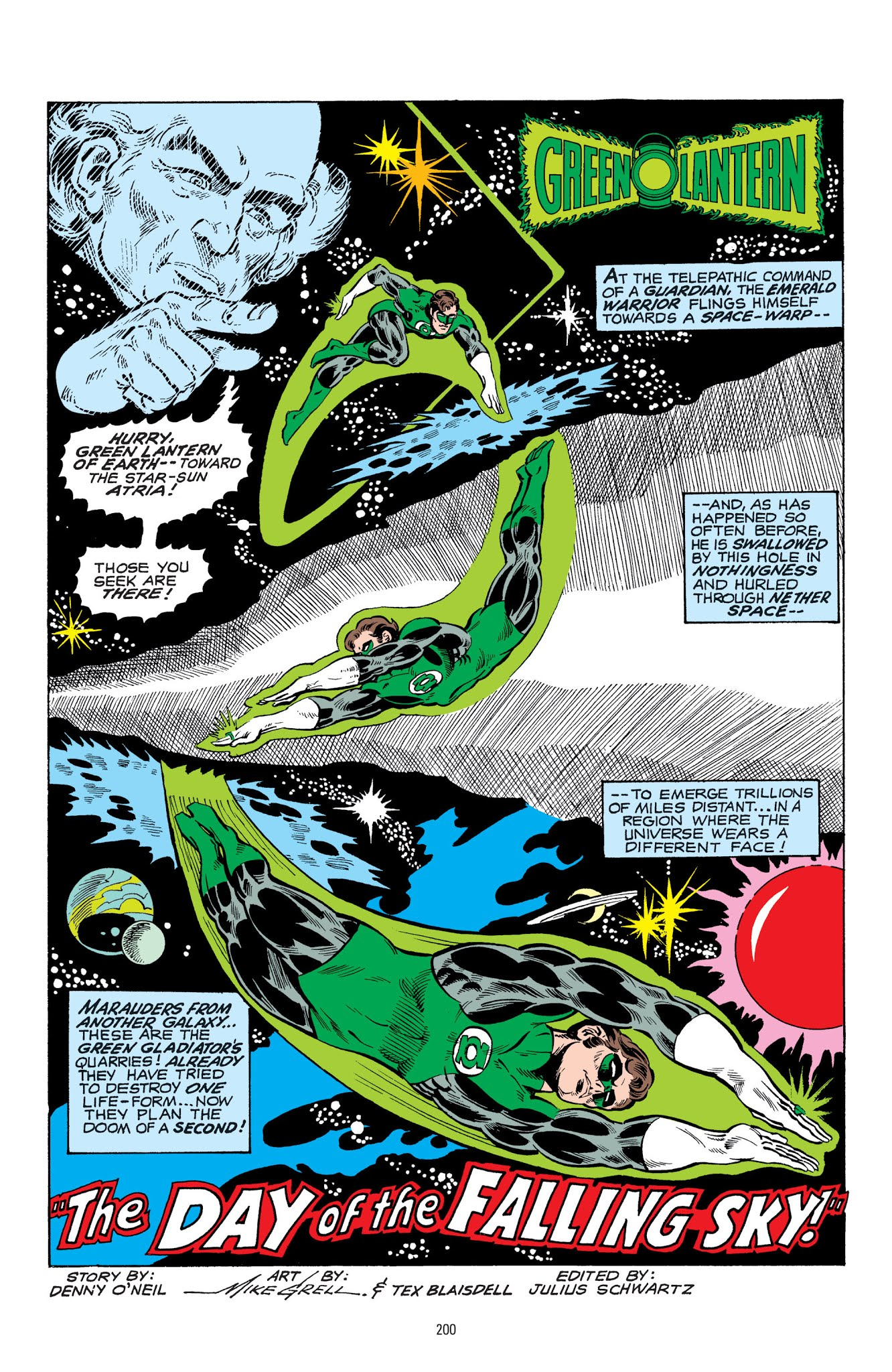 Green Lantern: A Celebration of 75 Years TPB (Part 3) Page 2