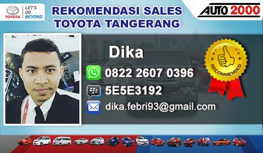 Toyota Graha Saya Tangerang