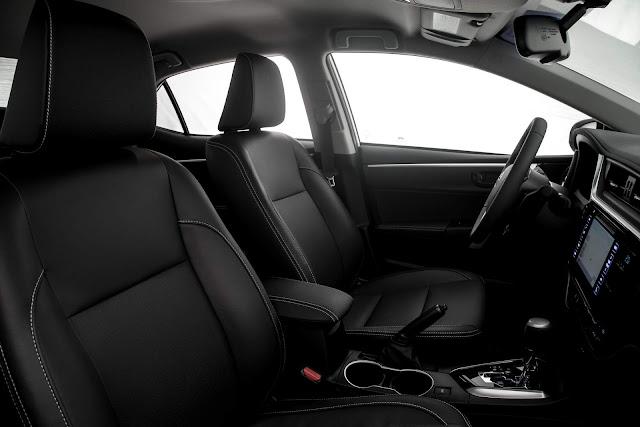 Toyota Corolla XEI 2019 - interior
