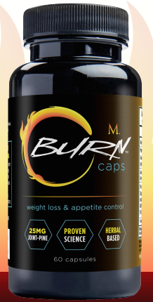 M Network Burn Caps for Weight Loss