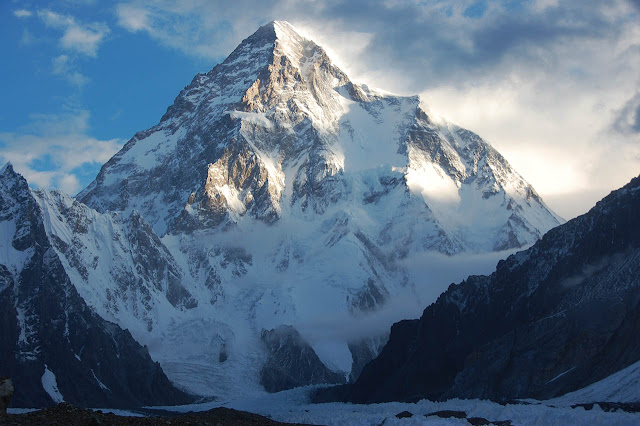 K2 monuntain