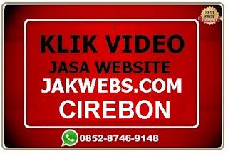 harga jasa buat website cirebon, jasa pembuatan website cirebon