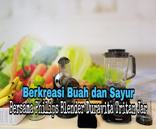 Blender  Philips Duravita
