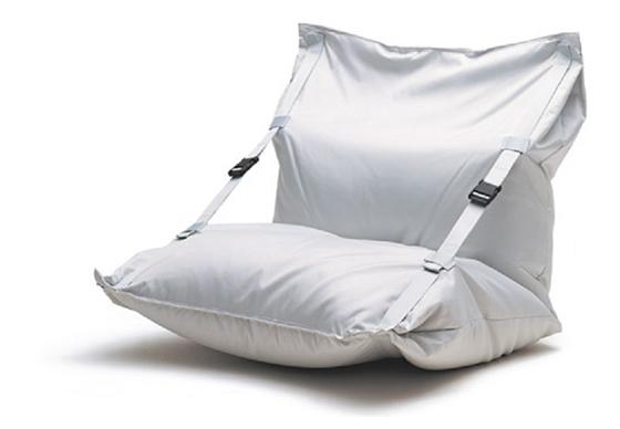 Air Bag Chair French Leather Club Neudecor Versatile Airbag Designed By Studio Suppanen Pasi Kolhonen