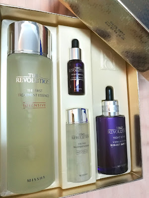 Missha Time Revolution The First Treatment Essence Gift Set