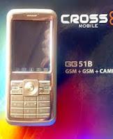 CROSS GG51B