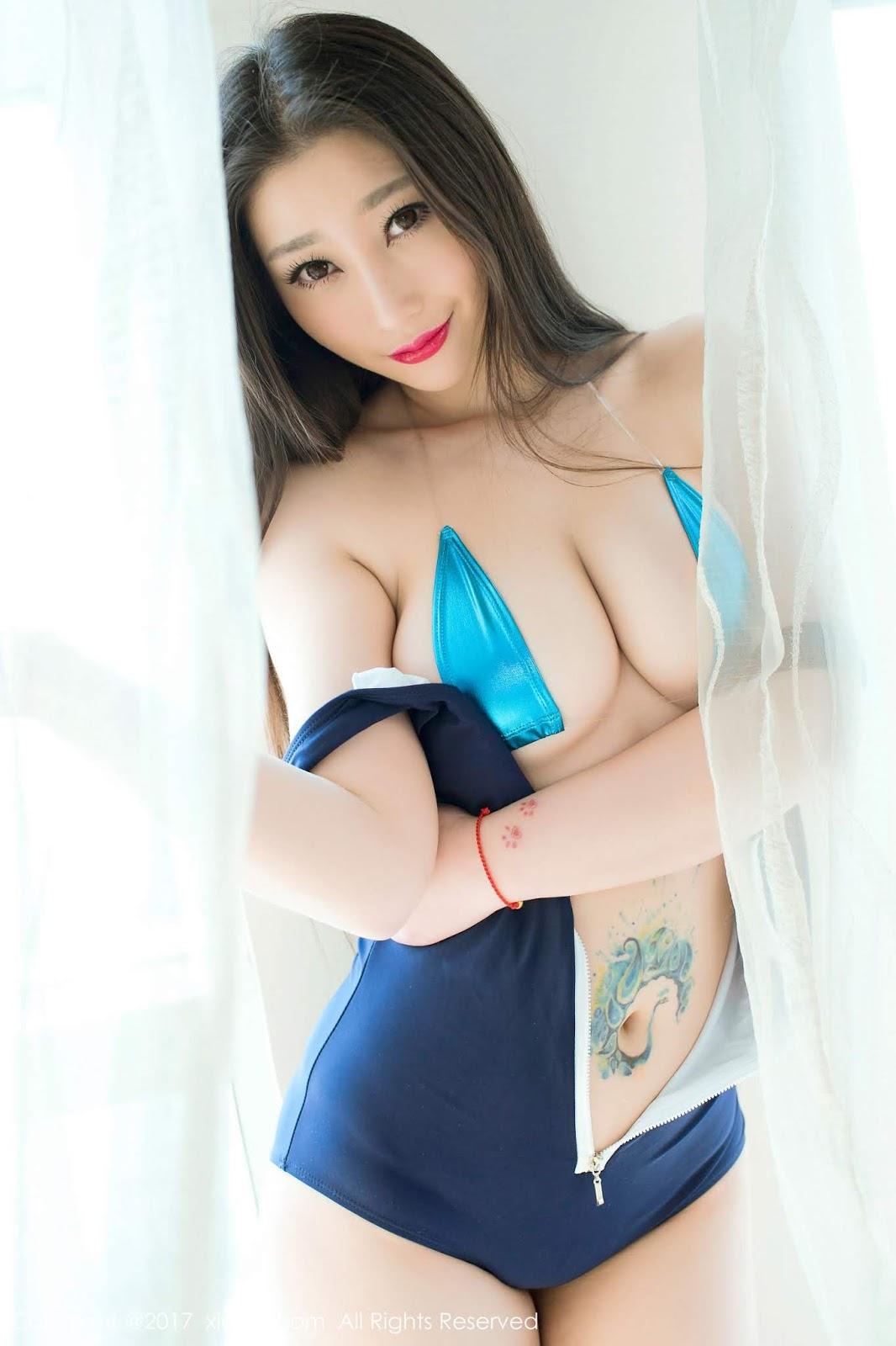 Chinese Girl  妲己_Toxic Xiuren 709 (65 Pict)
