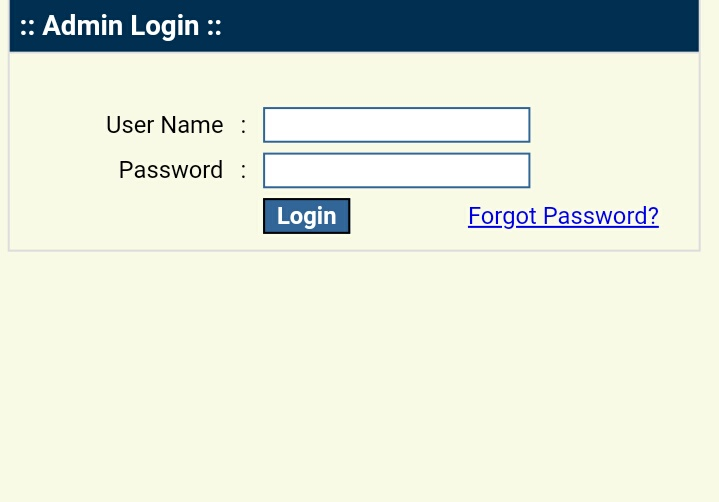 Cara Patch Bug Bypass Admin Login Website