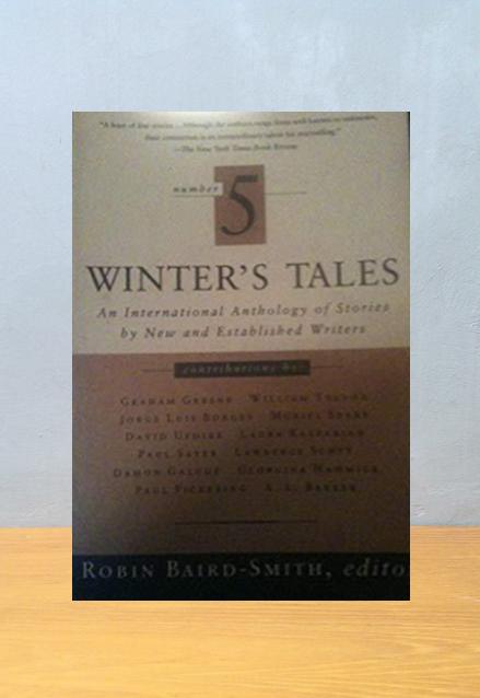 WINTER'S TALES 5, Robin Baird-Smith [Ed.]