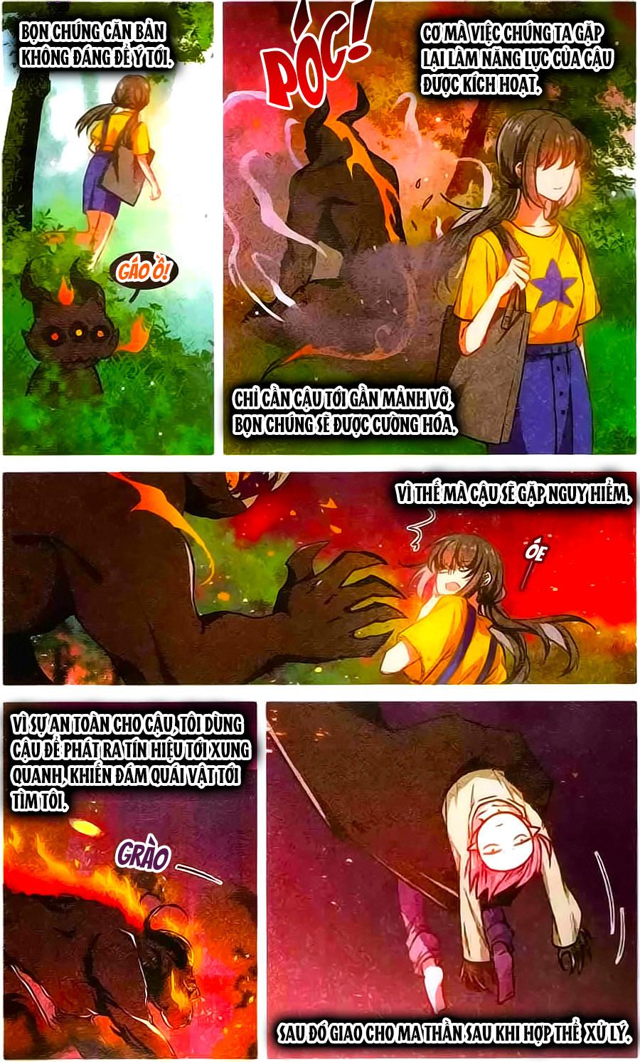 Địa Ngục Cáo Bạch Thi – Chap 6
