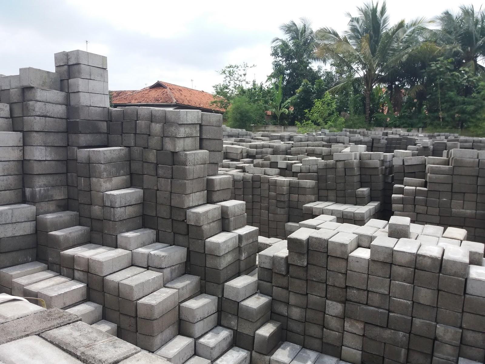 Jual Paving Block, Conblock Taman Termurah Sejabodetabek - JUAL PAVING BLOCK, CONBLOCK, GRASS