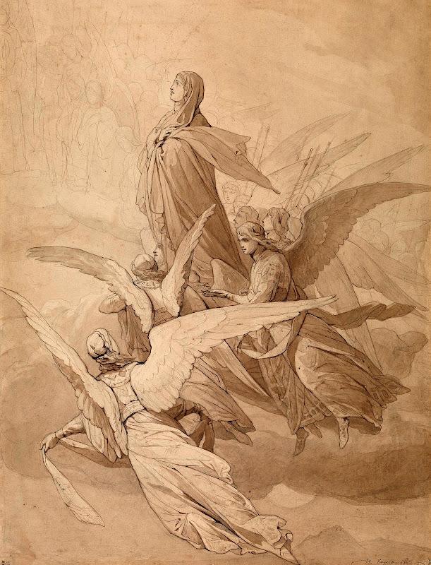 Nikolai Koshelev - Assumption of the Virgin