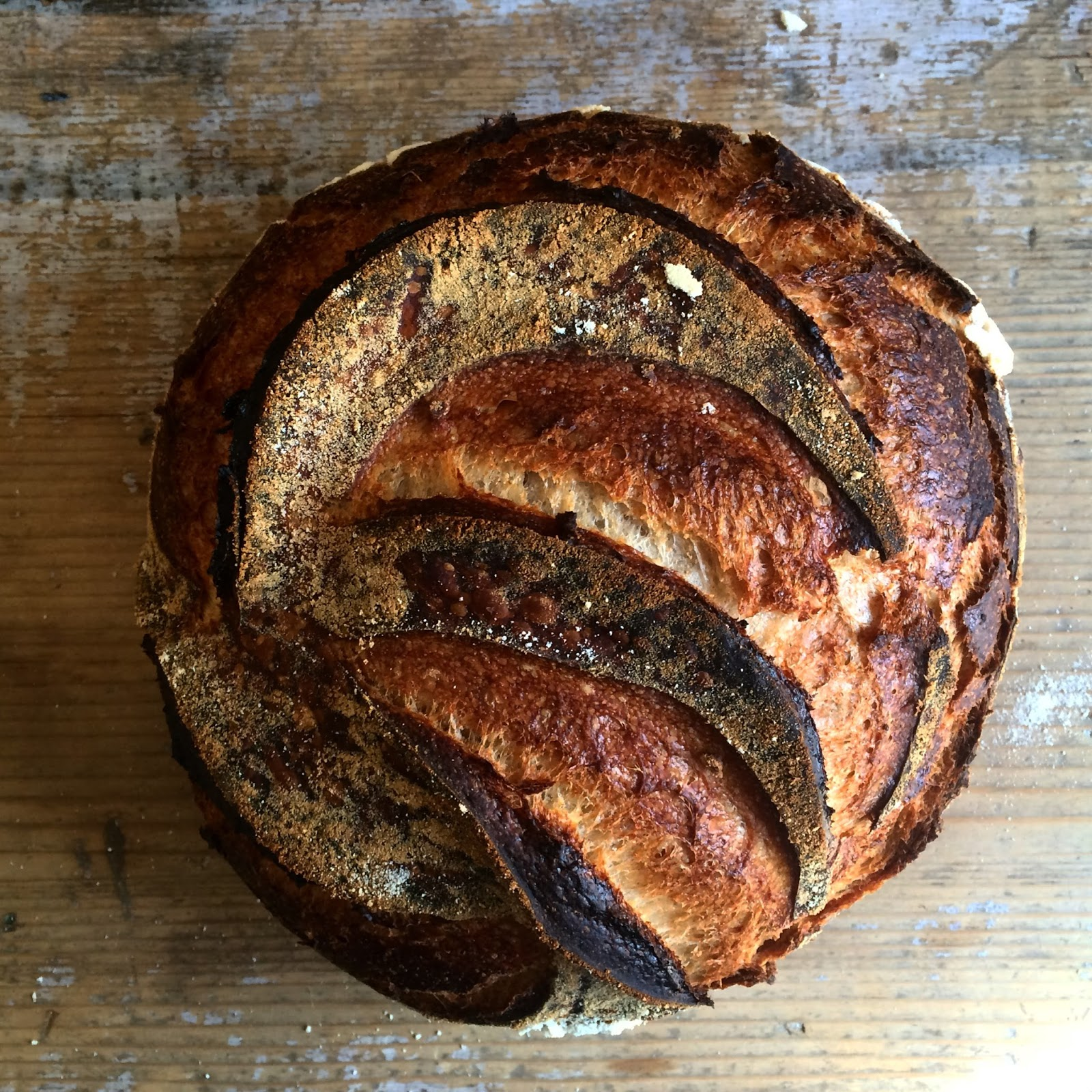 Tartine Bread Experiment