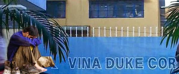 Sau cuộc đình công 10 ngày, Vina Duke trừ 12 ngày lương