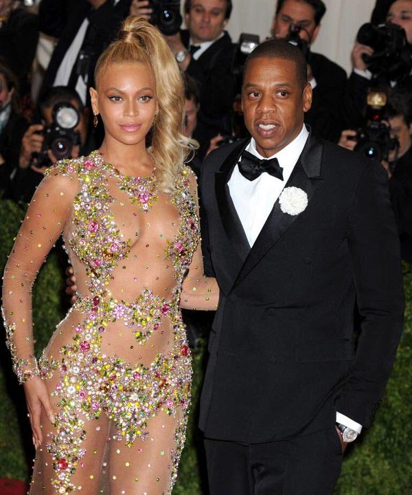 See Beyonce and Jay Z at their younger age vs now
