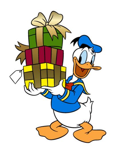 Verjaardag Donald Duck.Donald Duck Birthday Pics Captured In Color