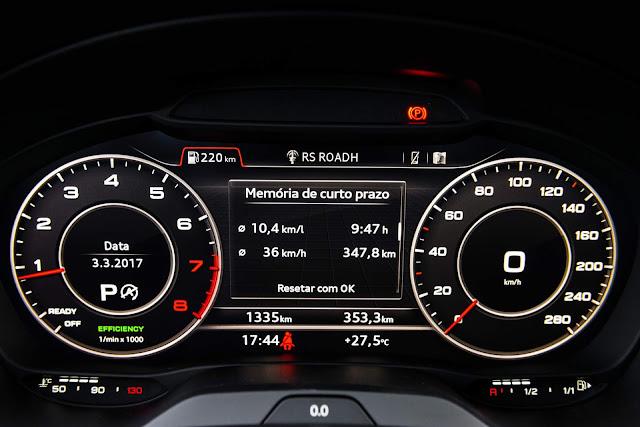 Audi A3 Sedan 2.0 Ambition 2017 - Virtual Cockpit