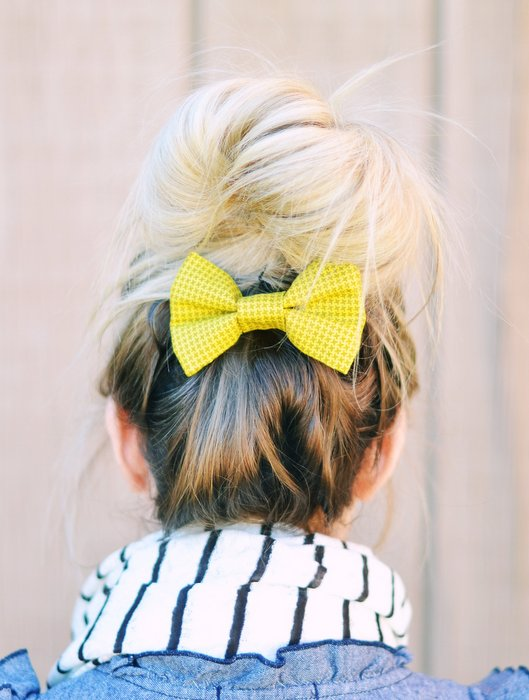 4 Of My Favorite Ways To Style Bows The Shine Project