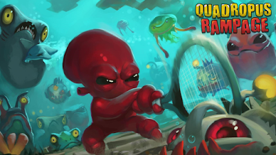 Download Game Android Gratis Quadropus Rampage apk