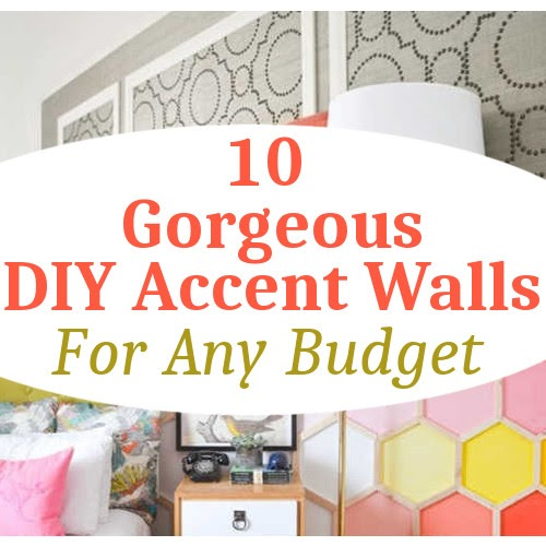 Diy Home Sweet Home Accent Wall Ideas For Any Budget