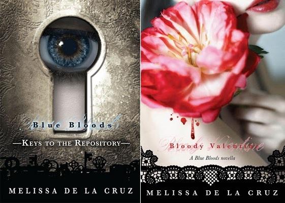 Talksupe Blue Bloods Series By Melissa De La Cruz