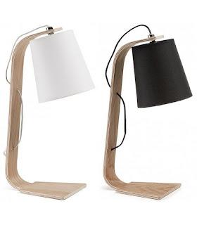 Lámpara de mesa PERCY