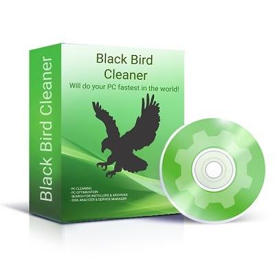 Black Bird Cleaner