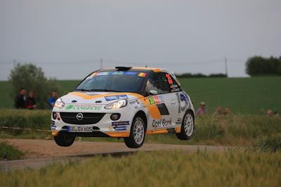 Έναρξη ERC Junior: Το Opel ADAM θα υπερασπιστεί τον τίτλο