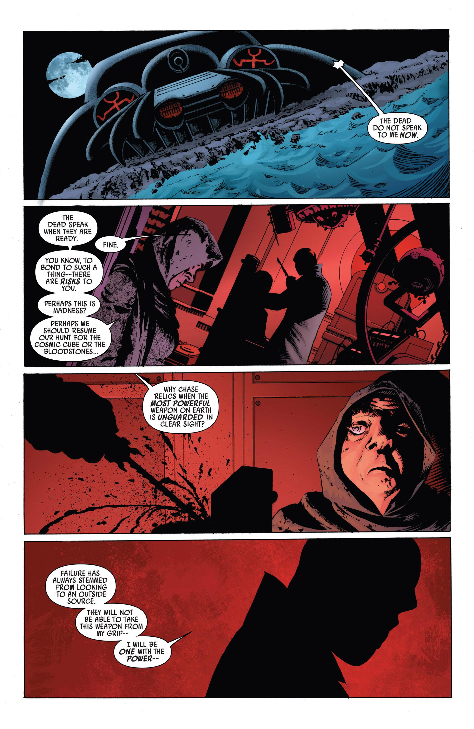 Read online Uncanny Avengers (2012) comic -  Issue #1 - 21