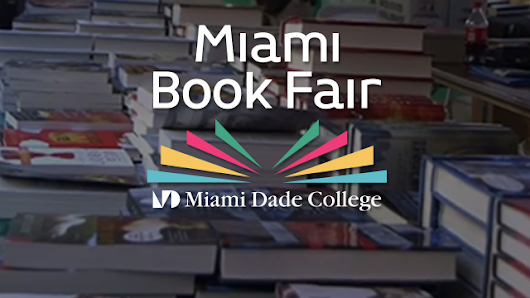 Comic and Graphic Novel Authors at the 2017 Miami Book Fair | SimplyAllyTea