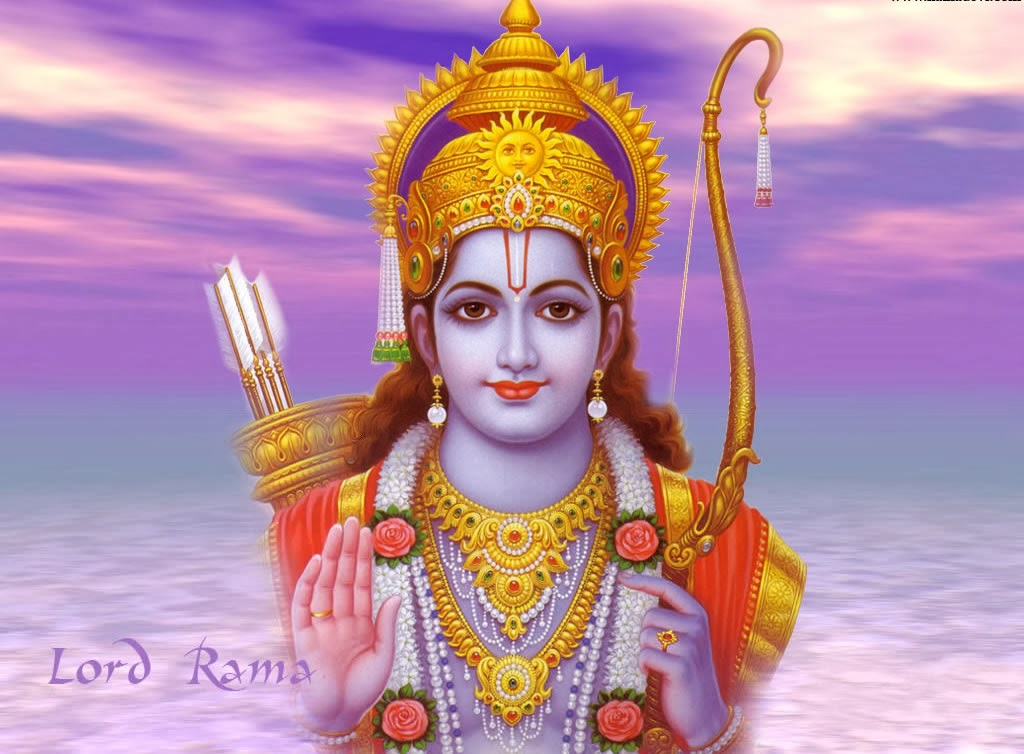 Beautiful Wallpapers: Hindu God Lord Rama Wallpapers